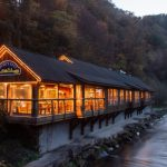 RiversEdge Restaurant at the Nantahala Outdoor Center